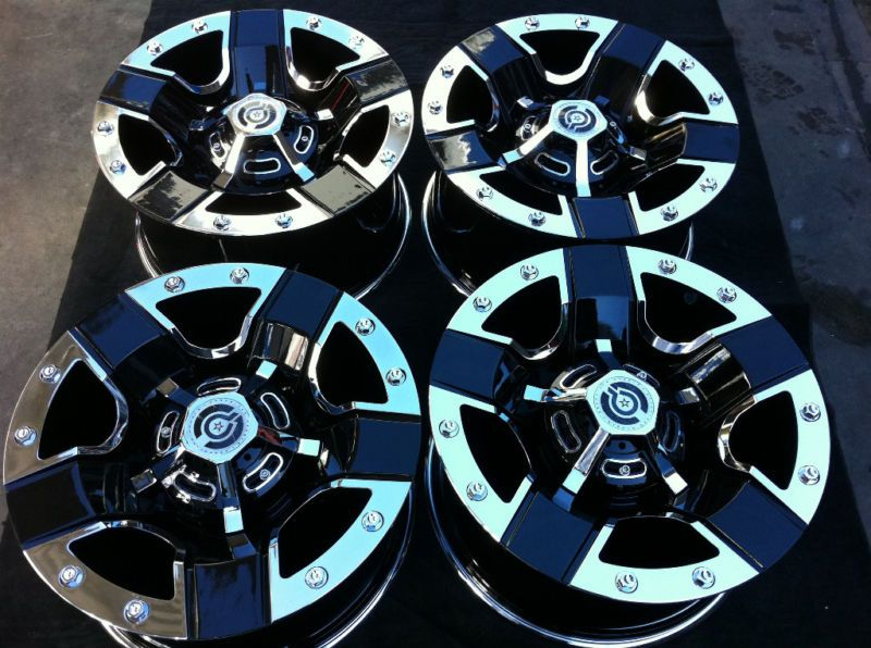 20 DROPSTARS DS11 WHEELS FITS ALL GMC AND CHEVY TRUCKS