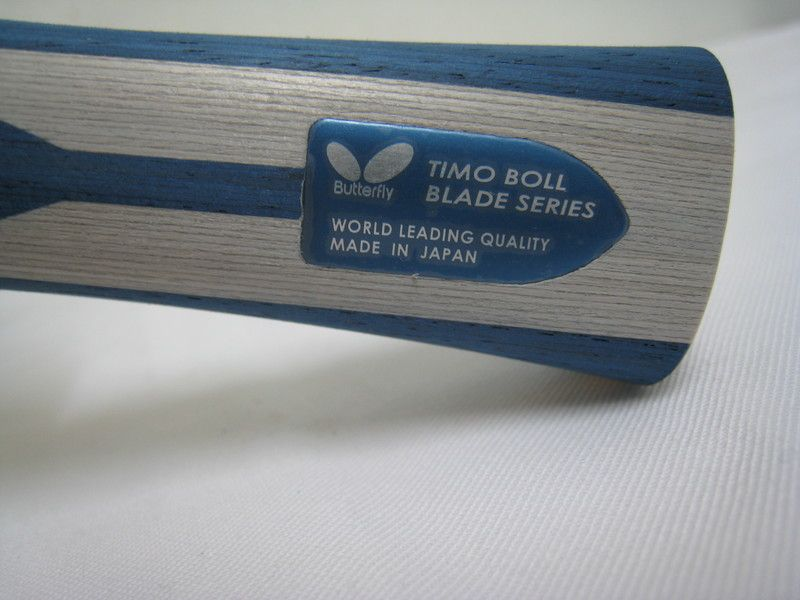 Butterfly Timo Boll ZLC Table Tennis blade (OFF+) +Gift
