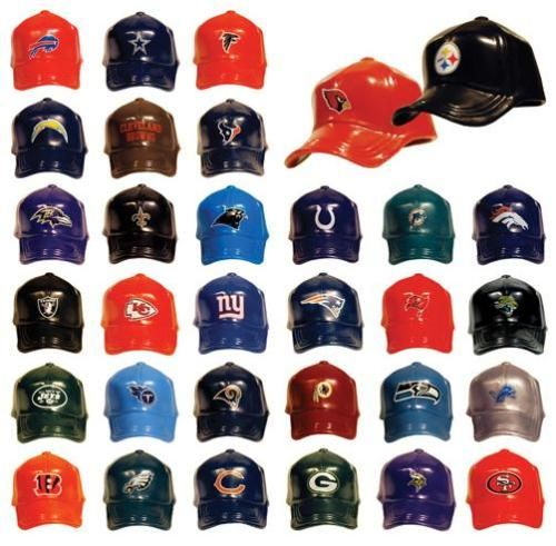 NFL FOOTBALL MINI LOGO CAPS HATS 32 TEAMS **NEW**HOT